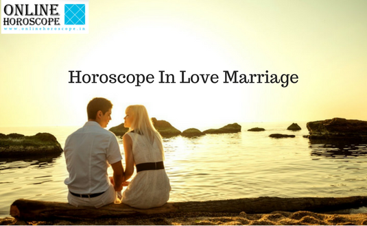 Horoscope In Love Marriage